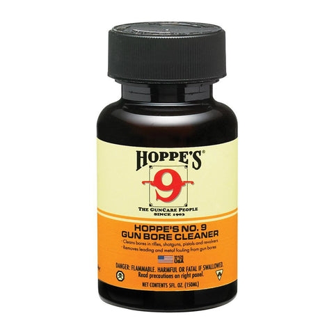Hoppe's No. 9 Gun Bore Cleaner 5 oz Bottle