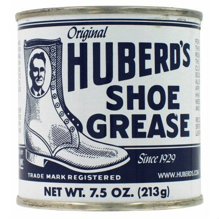 Hubberd's Original Shoe Grease 7.5 oz.
