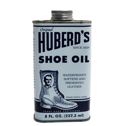 Huberd's Shoe Oil 8 oz.
