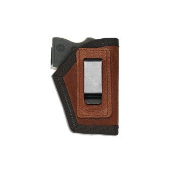 ITP Leather Holster  22-25 Small Autos Right Hand
