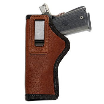 ITP Leather Holster Colt & Springfield 1911 Large Frame Auto Left Hand