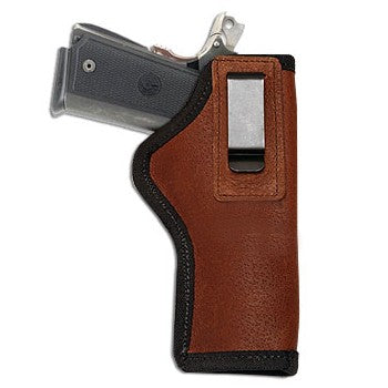 ITP Leather Holster Colt & Springfield 1911 Large Frame Auto Right Hand