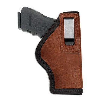"ITP Leather Holster Full Size Glocks, Rugers, S&W, Sigs Autos with 4"" Barrels Right Hand"