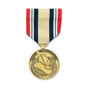 Iraq Campaign Medal Anodized