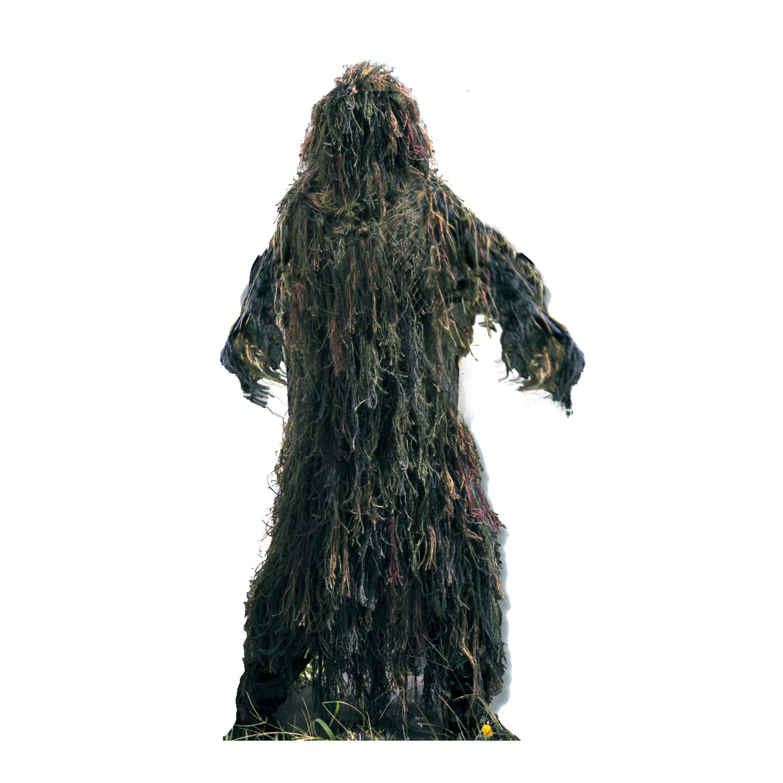Kids All Purpose Ghillie Suit Woodland Camouflage