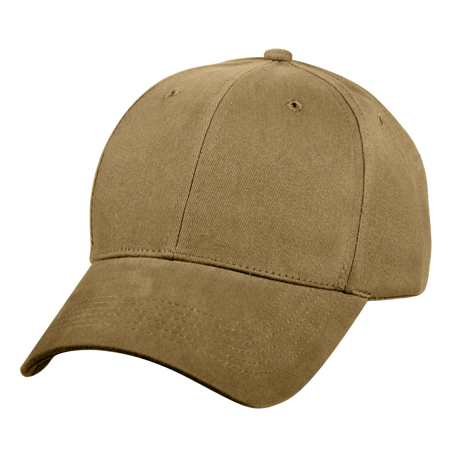Low Profile Adjustable Hat Coyote