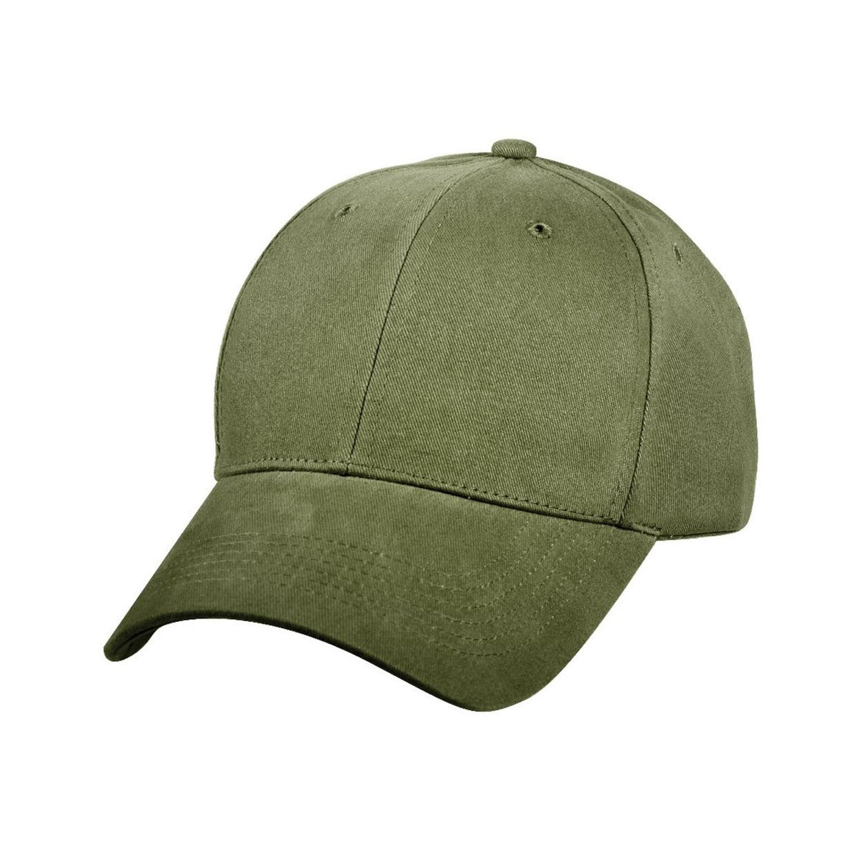 Low Profile Adjustable Hat Olive Drab