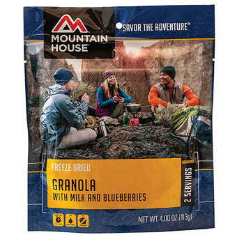 Mountain House Granola With Blueberries