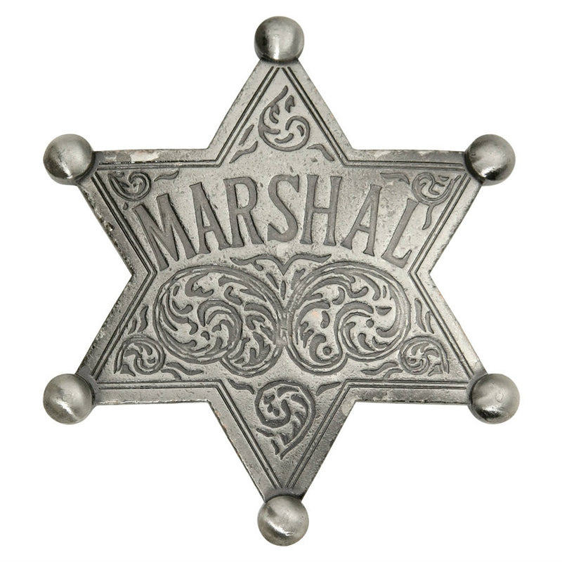 Historic Marshal Badge