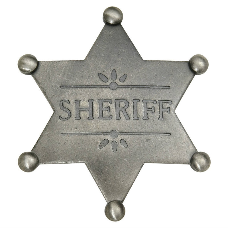 Historic Sheriff Badge