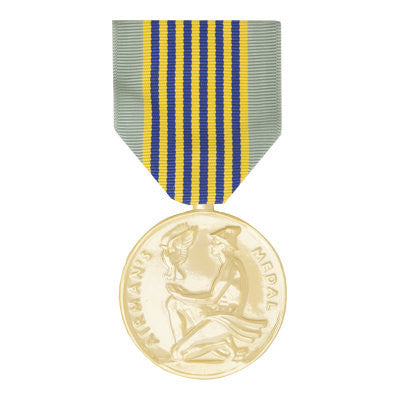 Airman's Medal Anodized