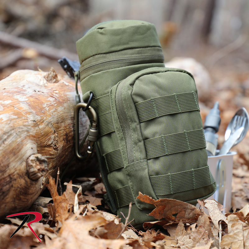 MOLLE Water Bottle Pouch Coyote