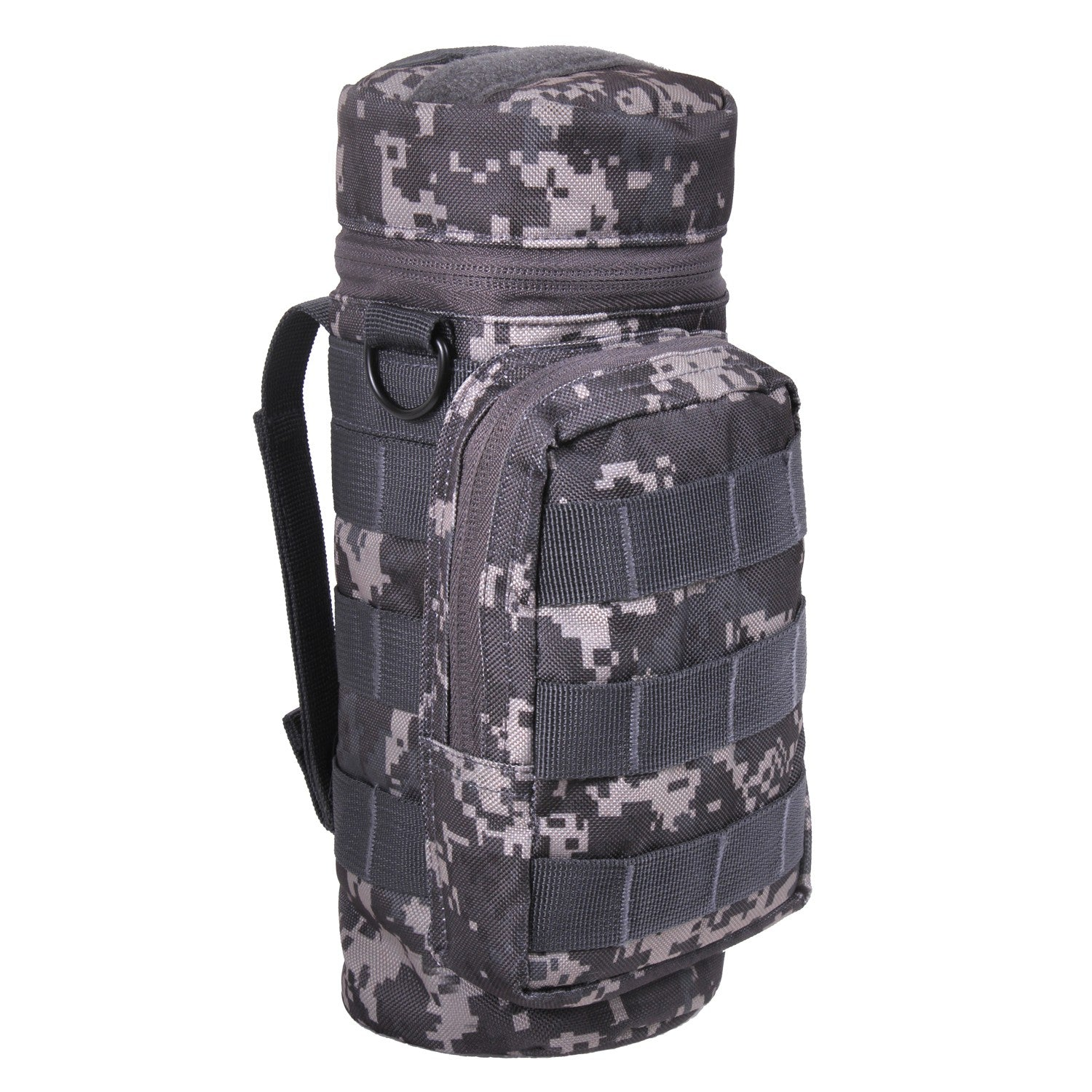 MOLLE Water Bottle Pouch Subdued Urban Digital