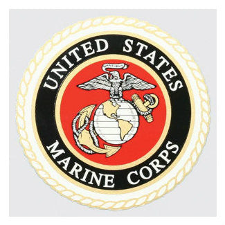 Marine EGA Decal (4 Inch)
