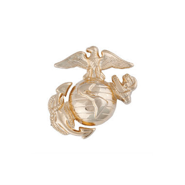 Marine Enlisted Overseas Cap Device (Small) No Shine