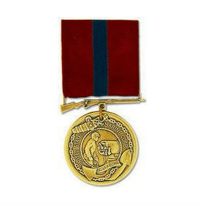 Marine Corps Good Conduct Medal Anodized