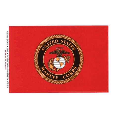Marine Seal Decal