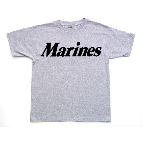 Kid's Marines Physical Training T-Shirt
