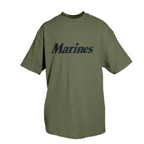 Marines T-Shirt Olive Drab