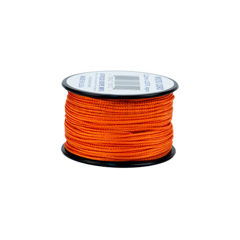 125Ft 1.18mm Micro Cord Burnt Orange - Indy Army Navy