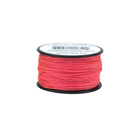 125Ft 1.18mm Micro Cord Pink - Indy Army Navy