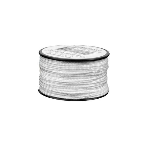 125Ft 1.18mm Micro Cord White - Indy Army Navy