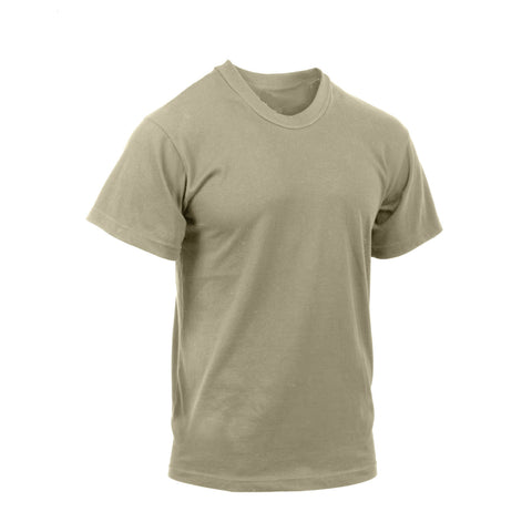 Desert Sand Moisture Wicking T-Shirt