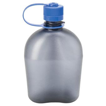 Nalgene Everyday Oasis 1 Quart Canteen Gray
