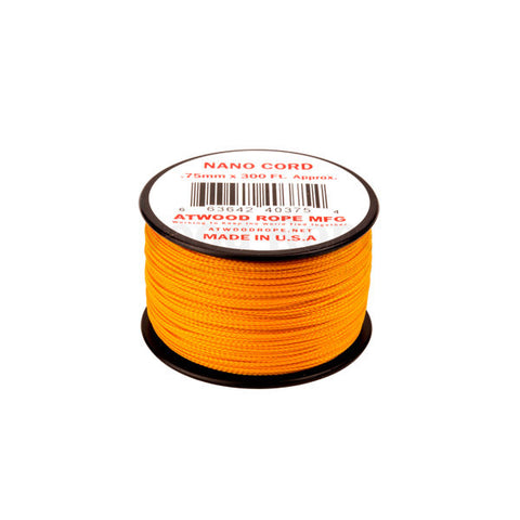 300Ft 0.75MM Nano Cord Air Force Gold - Indy Army Navy
