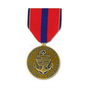 Naval Reserve Meritorious Service Medal - Indy Army Navy