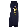 Navy Anchor Sweatpants Navy - Indy Army Navy