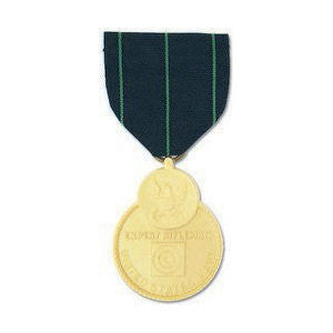 Navy Expert Rifle Shot Medal Anodized