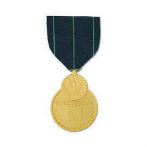 Navy Expert Rifle Shot Medal - Indy Army Navy