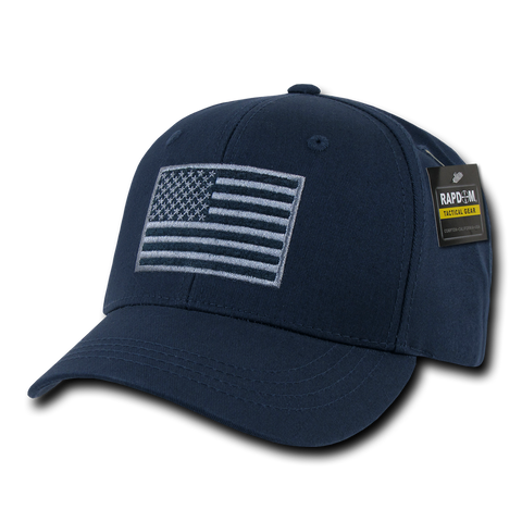 Navy Flag Operator Hat