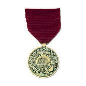 Navy Good Conduct Medal Anodized