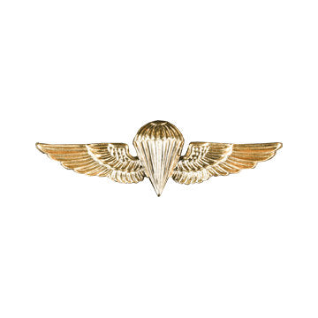 Navy / Marine Parachutist Badge No Shine