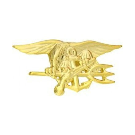 Seal Badge Gold (2 3/4 Inch)