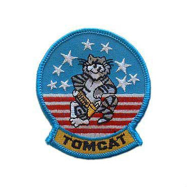 US Navy Tomcat Patch