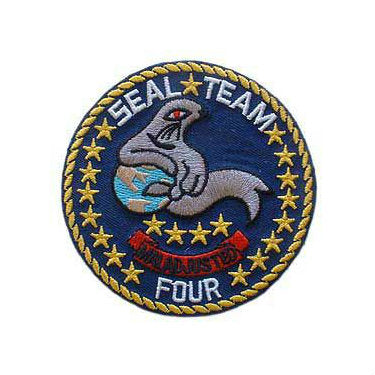 Seal Team Four Patch