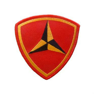 3rd Marine Division Patch Color - Indy Army Navy