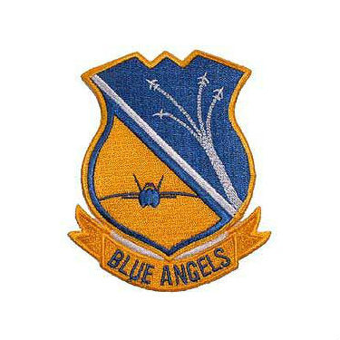 US Navy Blue Angels Division Patch
