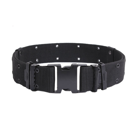 Quick Release Pistol Belt Black