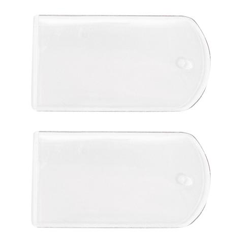 Plastic Dog Tag / Identification Tag Cover (Pair)