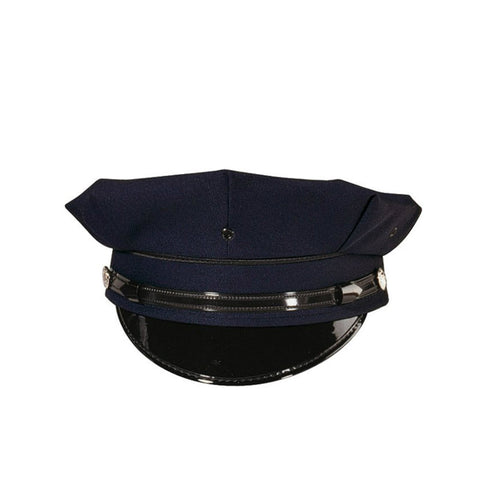Police / Security 8 Point Dress Hat
