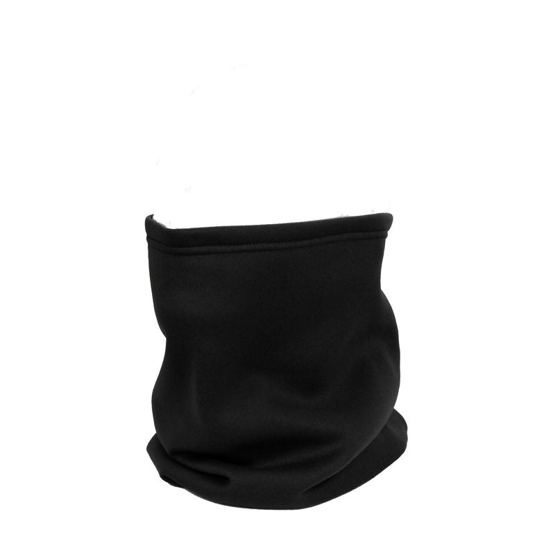 Polyester Neck Gaiter Black