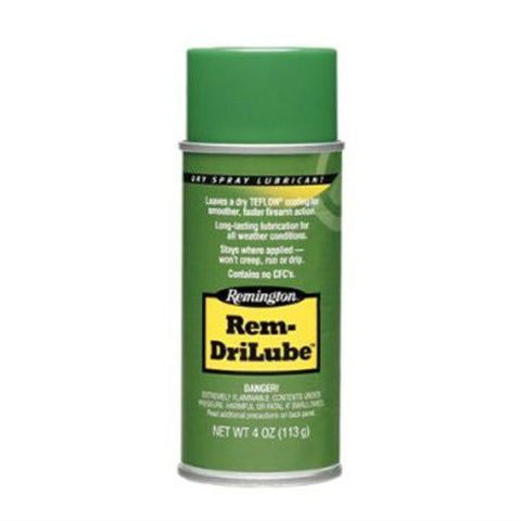 Remington Rem DriLube Aerosol Spray 4 oz