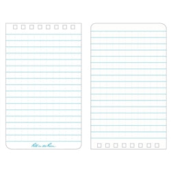 "Rite in the Rain 235 All Weather Universal Notebook Blue 3""x5"""