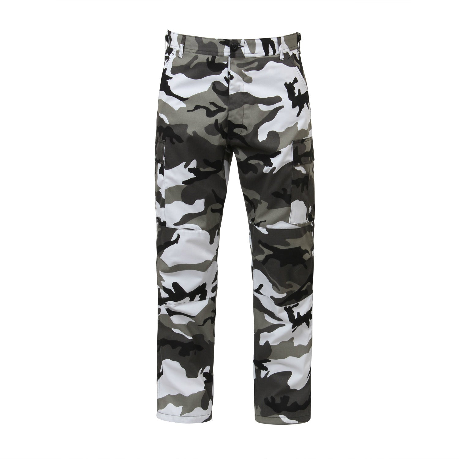 City Camouflage BDU Pants