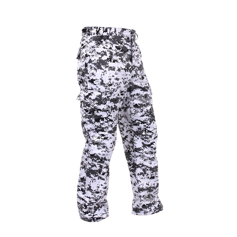 City Digital Camouflage BDU Pants