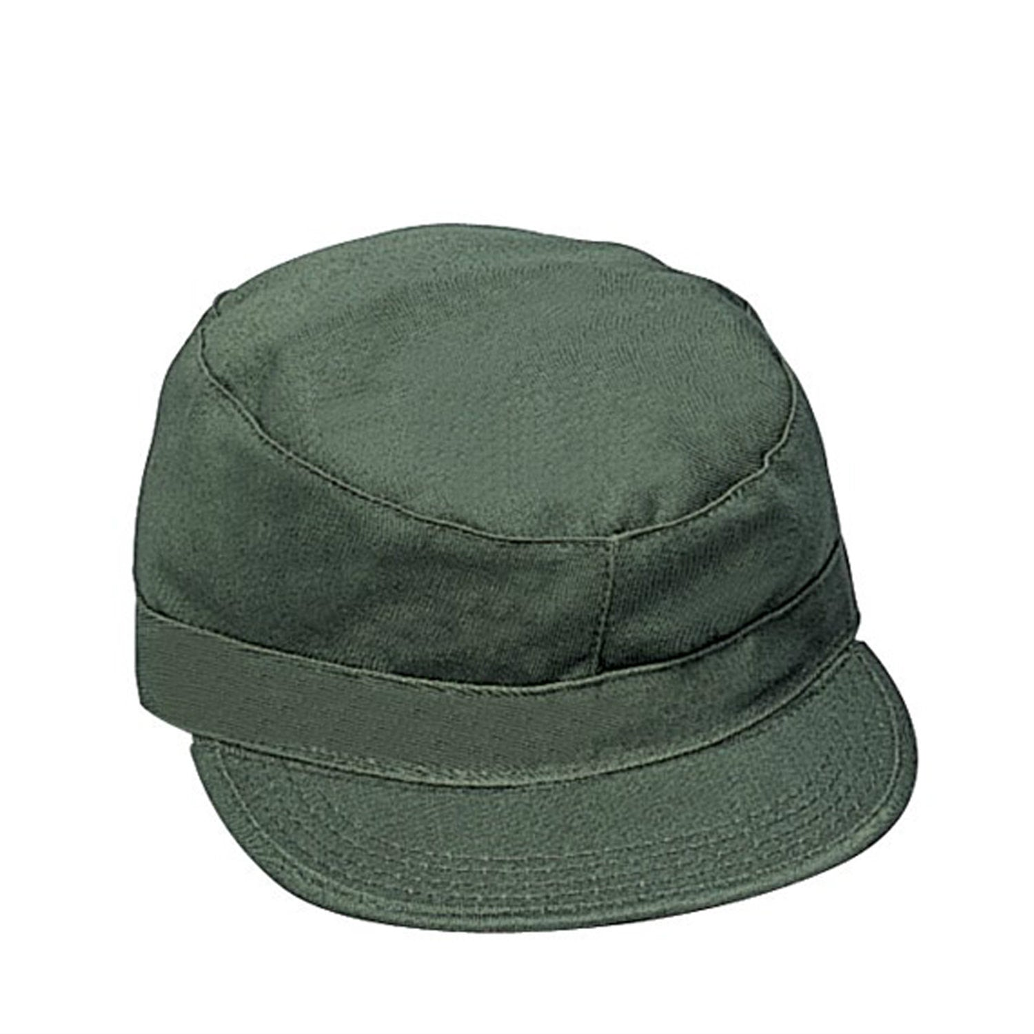 Solid Color Fatigue Hat